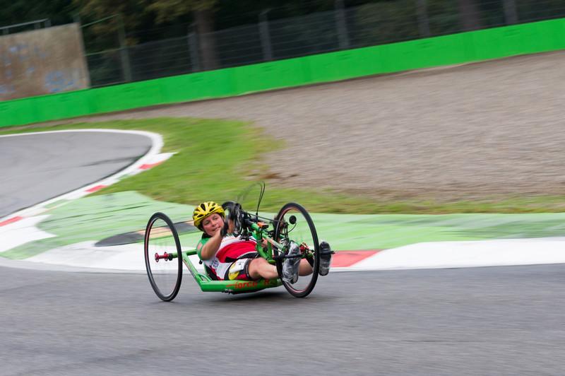 3° Int. handcycling GP PiccoliDiavoli3Ruote 2015