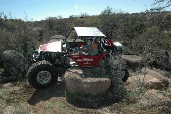 Texas Rock Crawling