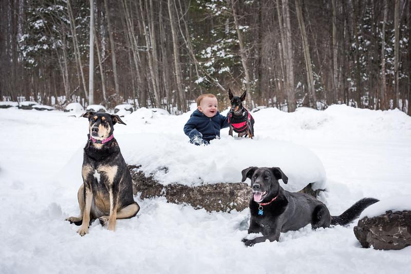 54 Nick, Susan, John, Millie, Charley - Dec 14 2014