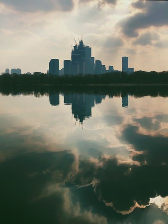 Hangang River 2019