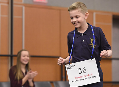 2017 Macomb Daily Spelling Bee