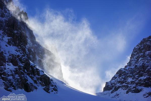 Karlstor ski tour, Kleinwalsertal 2015-03-28