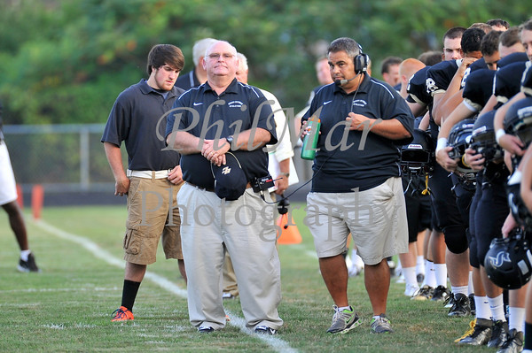 Berks Catholic vs Pope John Paul II Football 2013 - 2014