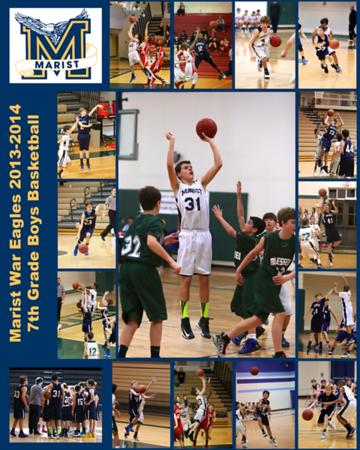 Marist 7th Grade Boy's Basketball