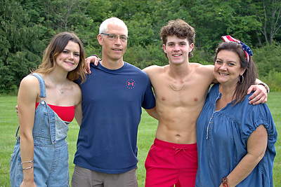7/4/21- Adam's Family 4th of July