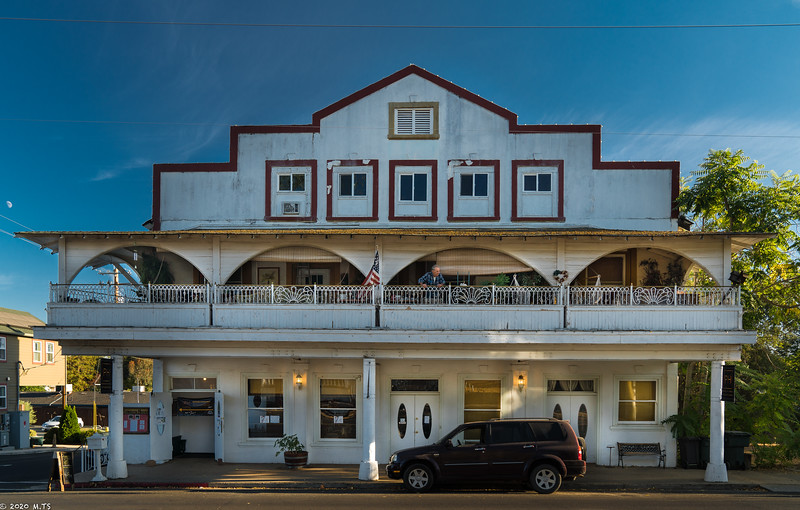 Plymouth Hotel in Plymouth, CA