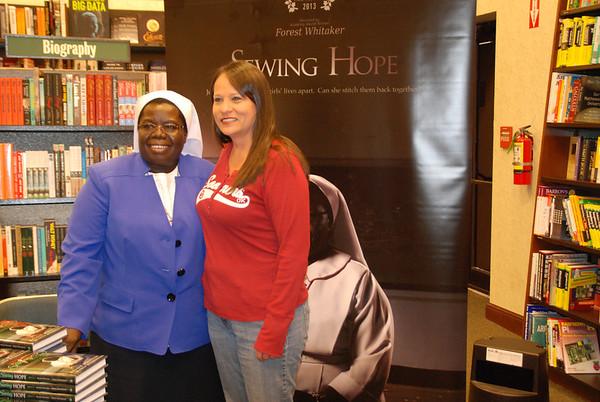 Sister Rosemary - Barnes & Noble - Tulsa