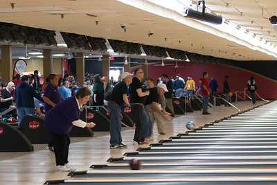 2016 Winter Games Bowling