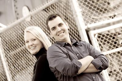 Sarah and Josh