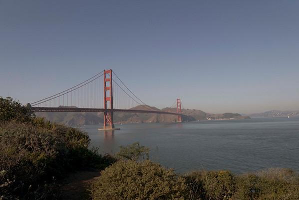 San Francisco CA December 2011