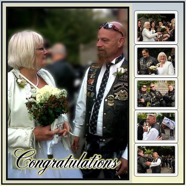 Mark & Janice Wedding - The ALBUM, 28 Sep 2012