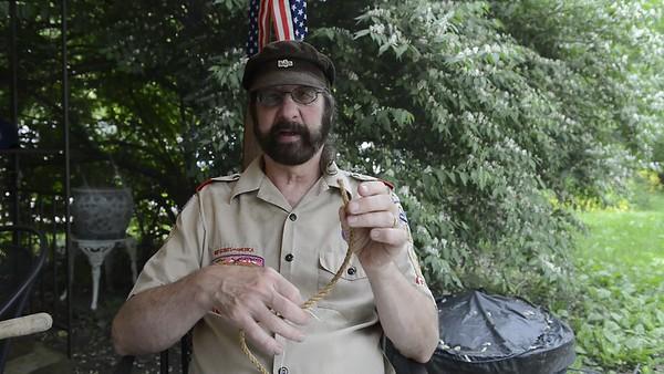 Boy Scout Basic Knots Video 5-28-2020