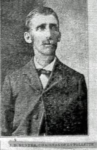 James Delaraine Hunter