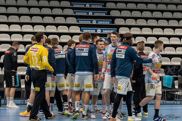 SønderjyskE vs Fredericia Håndbold 30-22. 07.03.2020