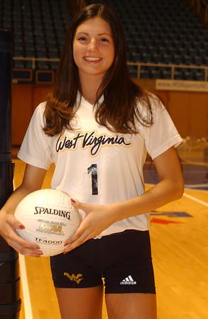 21774 Volleyball Personality Shot