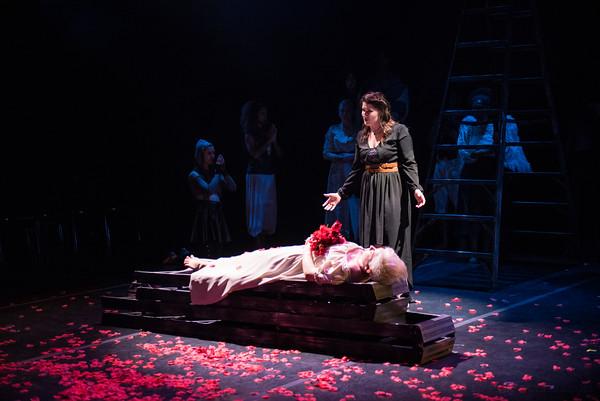 """Theatre LILA """"Romeo+Juliet"""""""