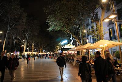 Barcelona-day 1 Nov 6