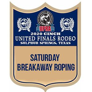 Saturday Night Breakaway Roping