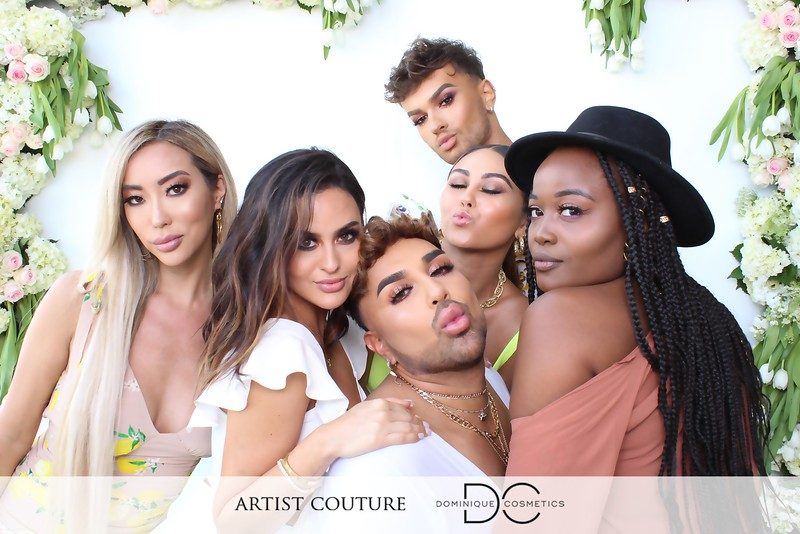 Artist Couture X Dominique Cosmetics (SkinGlow Booth)