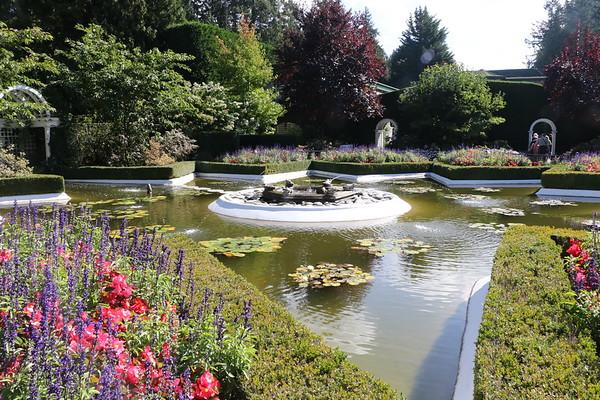 Butchart Gardens - Star Pond and Italian Garden [6 of 8] - 26 September 2017