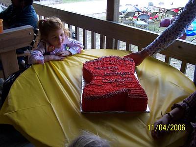 Daelynn 4th Birthday
