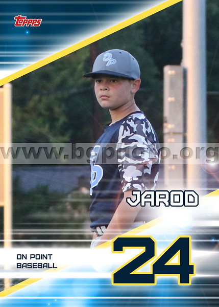 24 Jarod