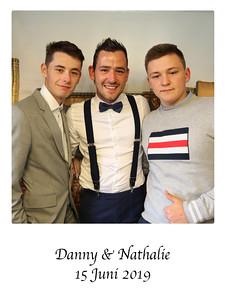 Bruiloft Danny & Nathalie