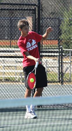 Men's Tennis v. Anderson