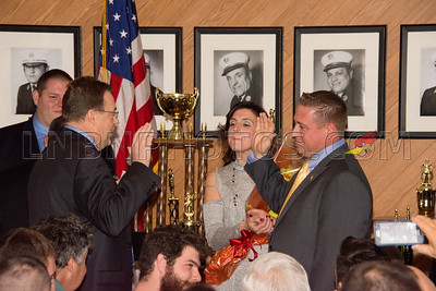 Nassau County Awards Dinner hosted by Manhasset-Lakeville 11-12-16