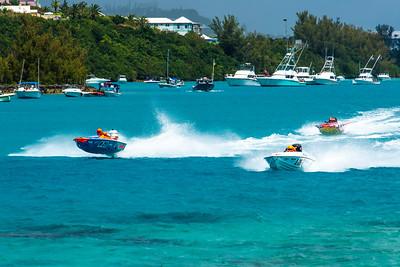 2018 bermuda round de island powerboat race