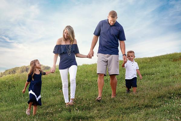 Whitney Family Photos
