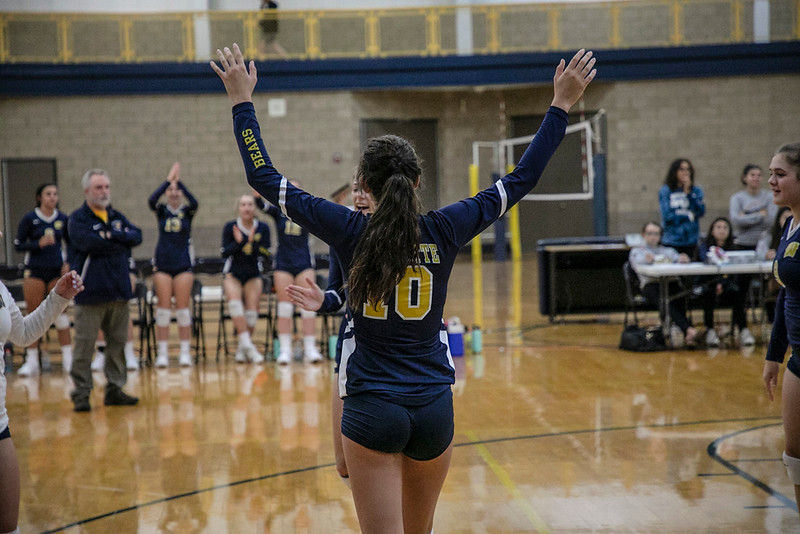 Wyandotte Roosevelt hosted its annual volleyball invitational on Saturday. Riverview Gabriel Richard came away with the championship in the gold bracket and Roosevelt won the silver bracket. Joshua Tufts - For Digital First Media