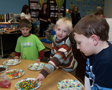 Stonewall First Grade (Miss Murphy) Christmas Party December 15, 2011