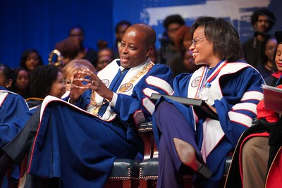 2020 Charter Day Convocation Howard University