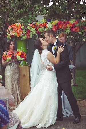 Wedding Ceremony Blanc Denver, Colorado