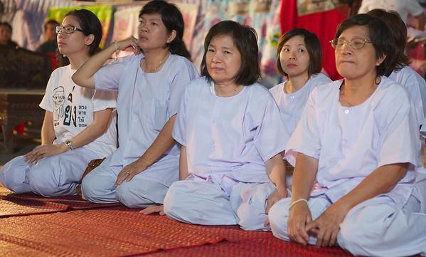 Grandma Death Ritual Ceremony Ratchaburi