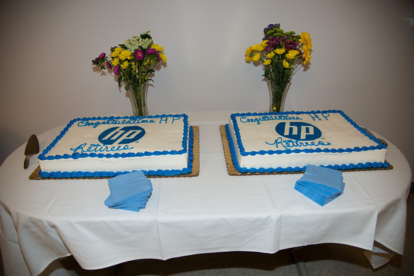 HP Retirement Party August 31, 2012
