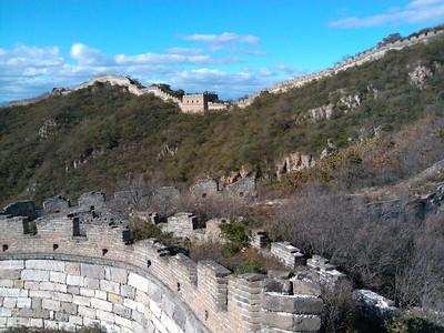 Humpback Great wall  trip【Fall】