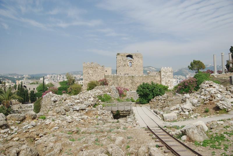 Byblos - kolejny 'site' z listy UNESCO