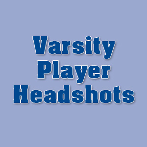 Varsity Player Headshots