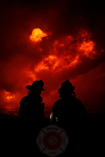 3-11 Alarm of Fire 8500 Vincennes