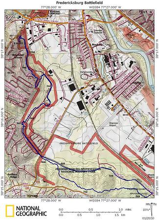 Fredericksburg Battlefield 2010-01-20