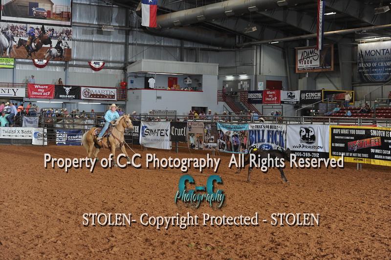 #12 U BKA Beaver Labor Day Roping 2018 9-1-3-18 Glenrose TX