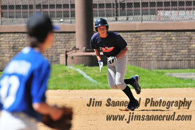 White Plains Mets vs. White Plains Yankees