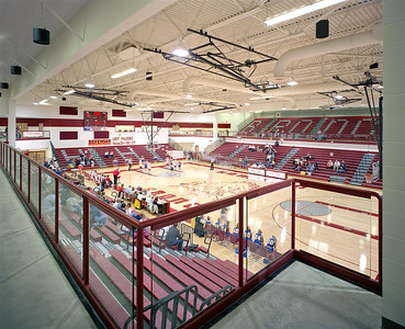 Hamilton High School Gymnasium