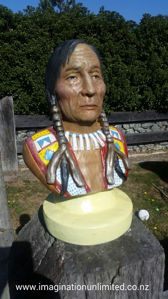 Painted Indian busts by Dean Lawrence (1).jpg