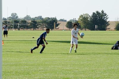Boys Soccer vs. Sterling
