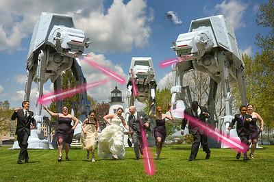 Vincent and Lindsay's Wedding