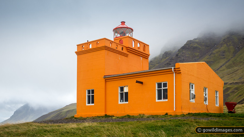 Sauðanes lighthouse
