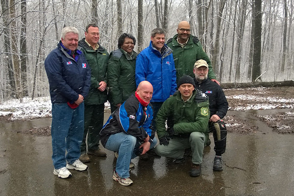 Wayne National Forest: Opening Day 2014